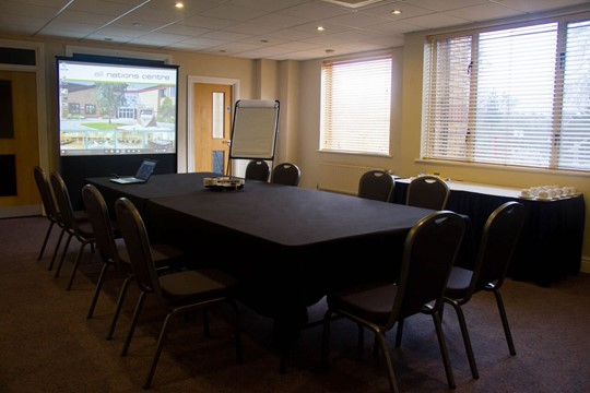 Syndicate 1 Boardroom - View 2